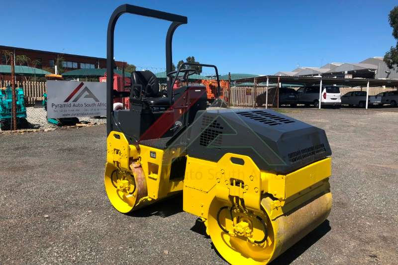 Bomag Rollers BW120AD 3