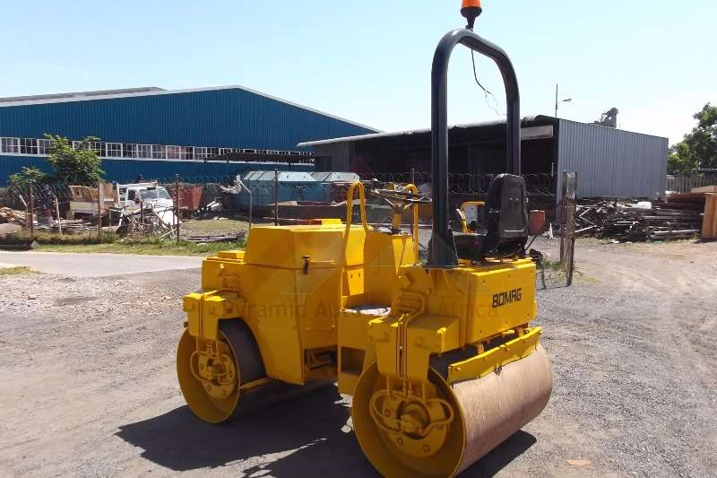 Bomag BW130 Rollers