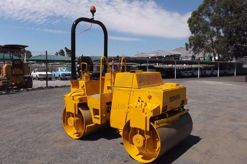Bomag Rollers BW130