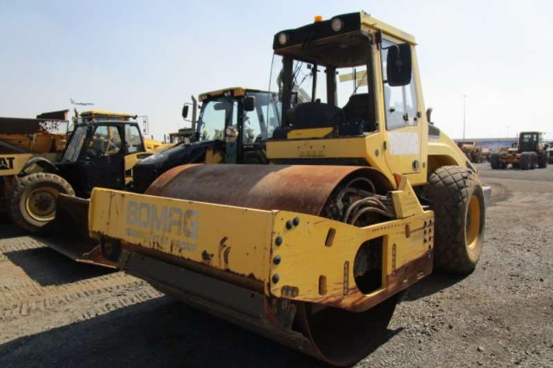 Bomag Rollers BW213DH 4 2008