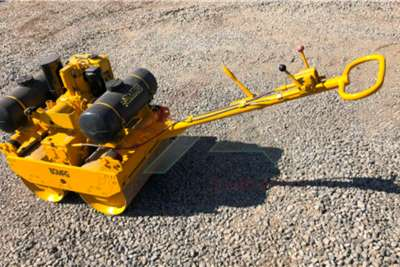 Bomag BW65S Rollers