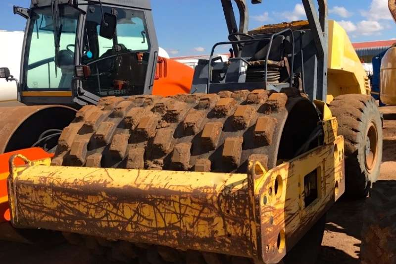 Bomag Rollers Vibratory roller BW212D 3 PADFOOT 2003