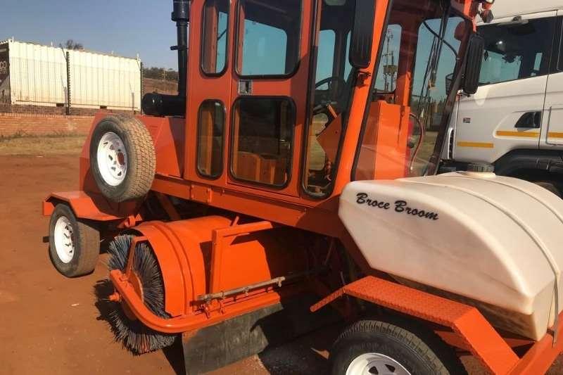 Broce Broom RCT-350 2008