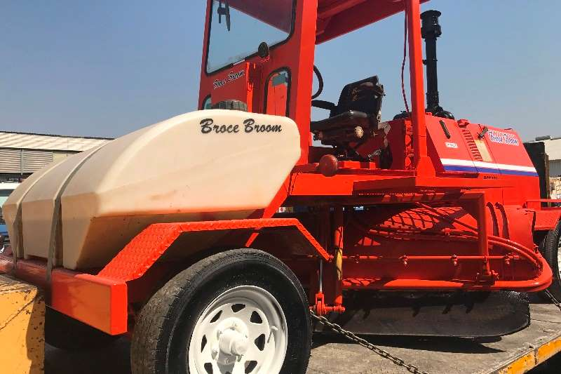Broce Broom RCT350 2008