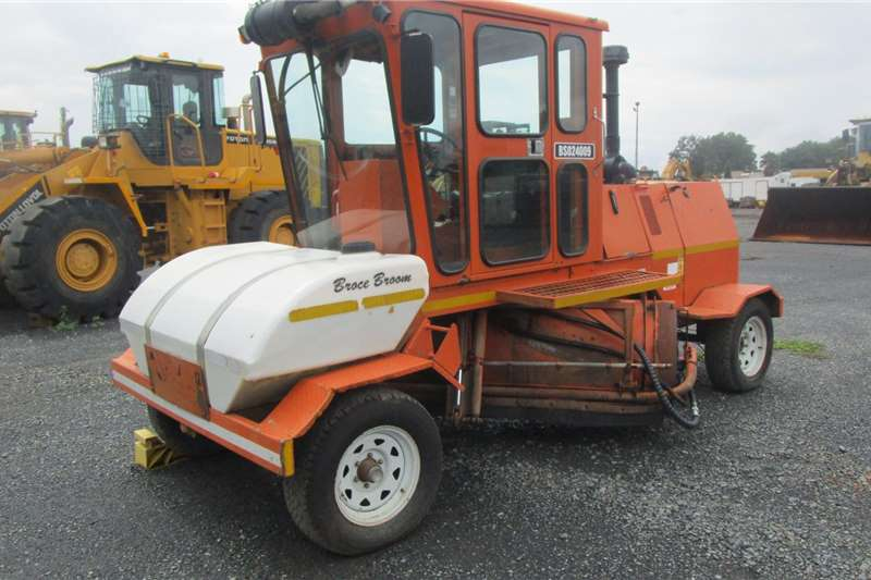 Broce Broom RJT 350 2010