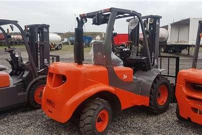 BTX-AGRI Diesel forklift BTX RT3.5 Forklifts