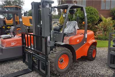 BTX-AGRI Diesel forklift Forklift BTX RT3.5 Forklifts