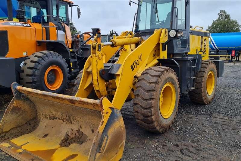 BTX-AGRI BTX MR936 Wheel loader