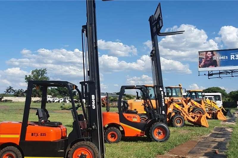 BTX Forklifts BTX D3.5 4.5m Forklift 2020