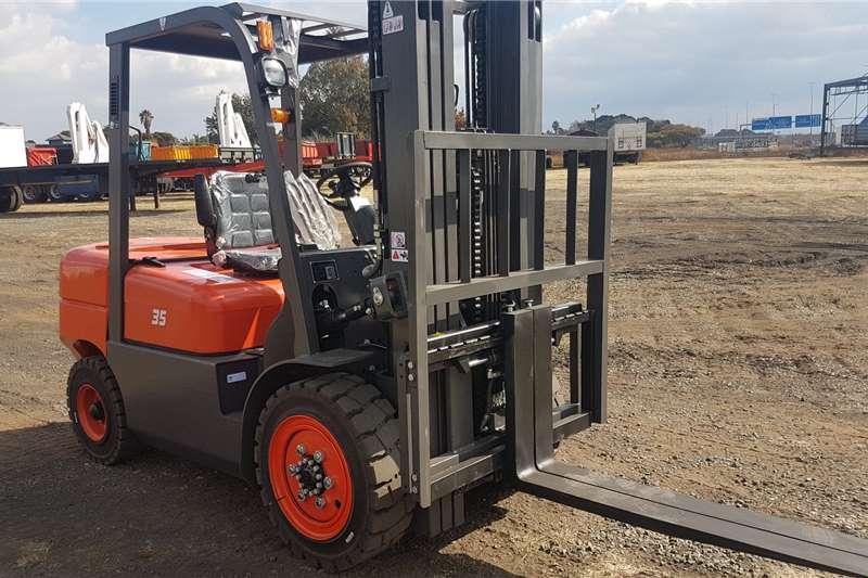 BTX Forklifts Diesel forklift BTS D3.5 2020