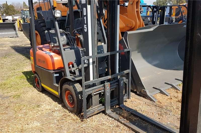 BTX Forklifts Diesel forklift BTX D15 2020
