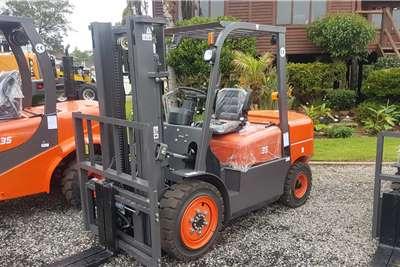 BTX Diesel forklift BTX D3.5 Forklifts