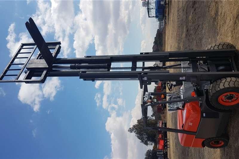 BTX Diesel forklift BTX D5.0 Forklifts