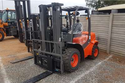 BTX Diesel forklift BTX RT 2.5 Forklifts