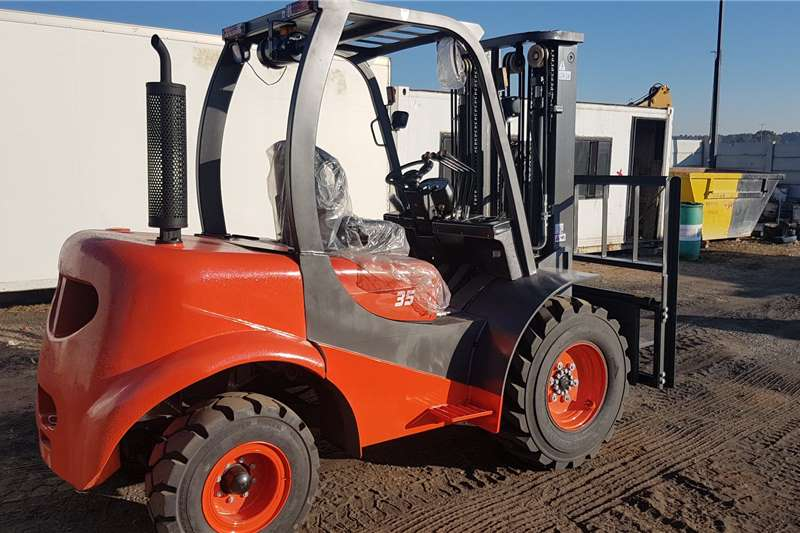 BTX Forklifts Diesel forklift BTX RT3.5 2020