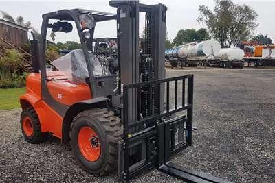 BTX Diesel forklift BTX RT3.5 Forklifts
