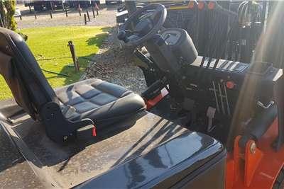 BTX Electric forklift Forklift BTX E20 Forklifts