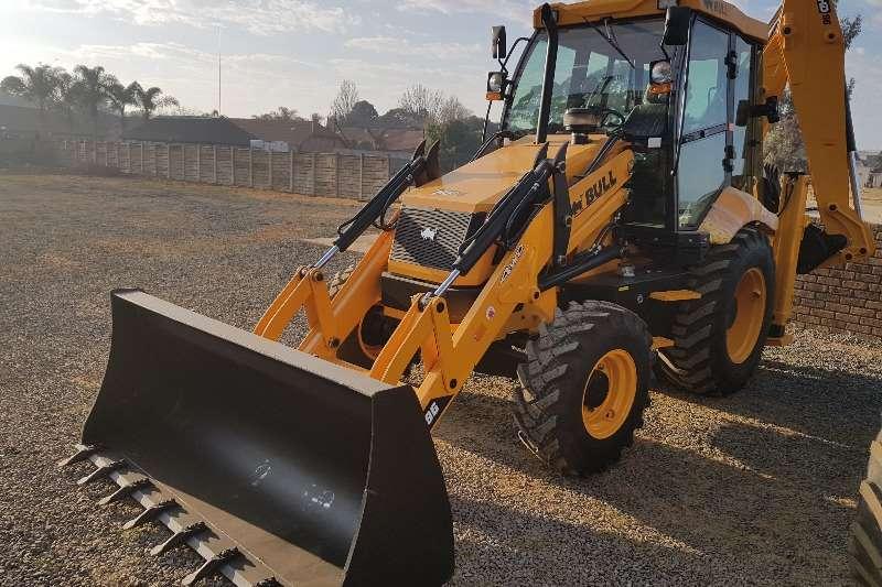 BULL Farming HD96 TLBs