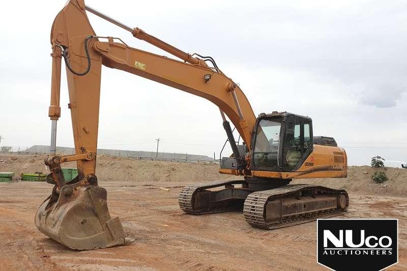 Case Excavators CASE CX290B EXCAVATOR