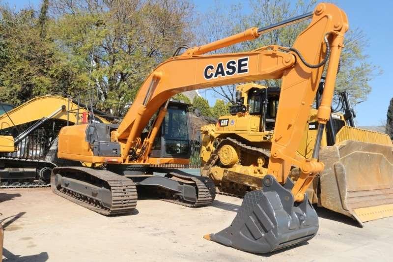 Case Excavators CX210B Excavator 2011