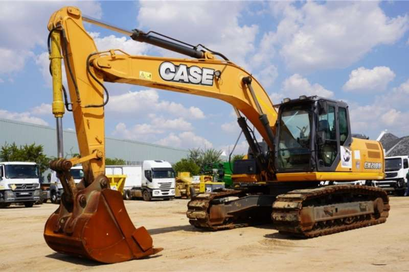 Case Excavators CX210B Excavator