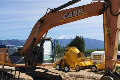 Case Excavators CX240B 2008