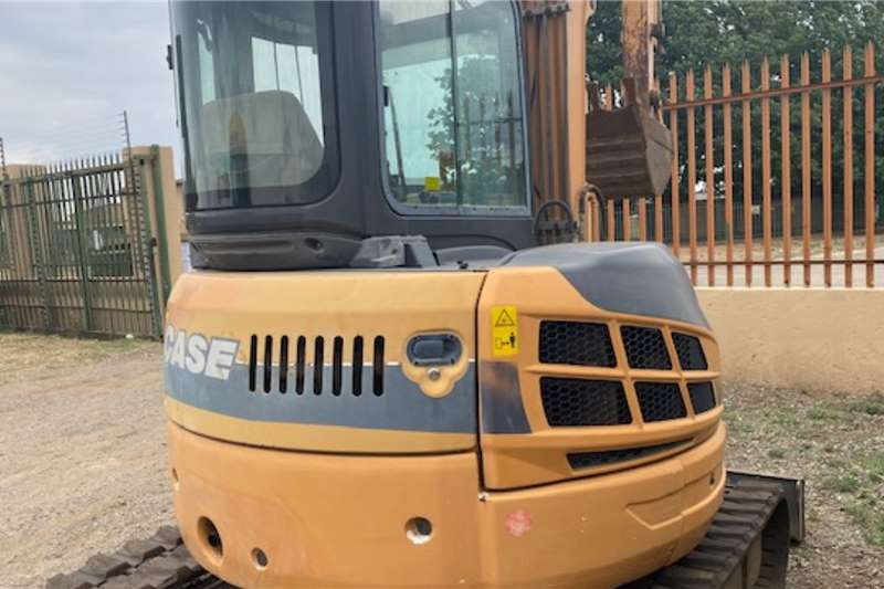 Case CX50B Excavators