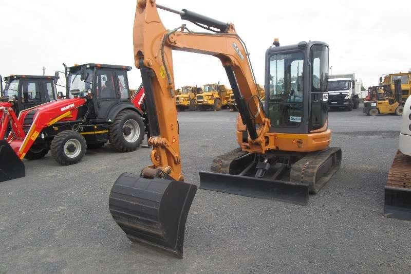 Case Excavators CX50B 2010