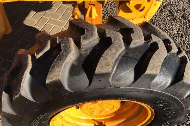 Case 570T 4X4 Backhoe Loader Loaders