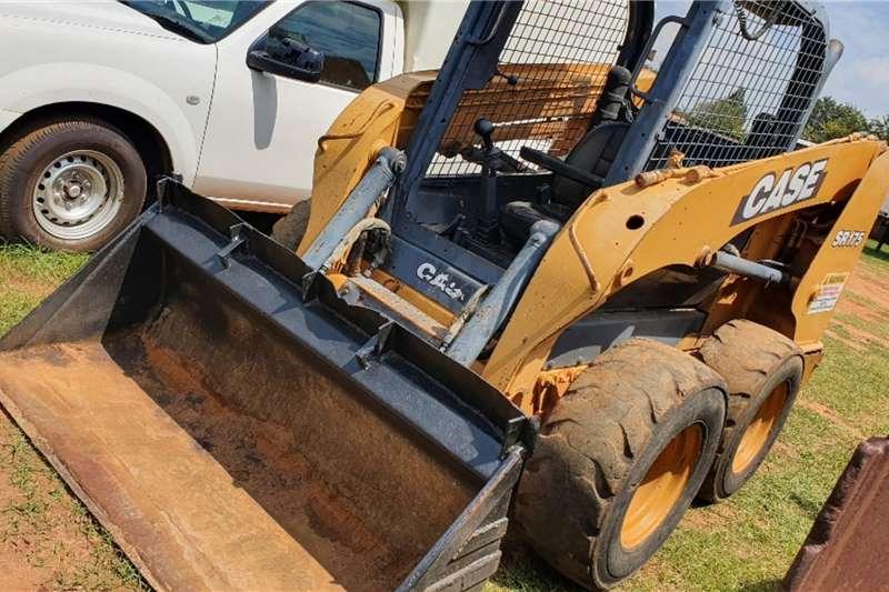 Case Skidsteer loader Construction SR175 2011