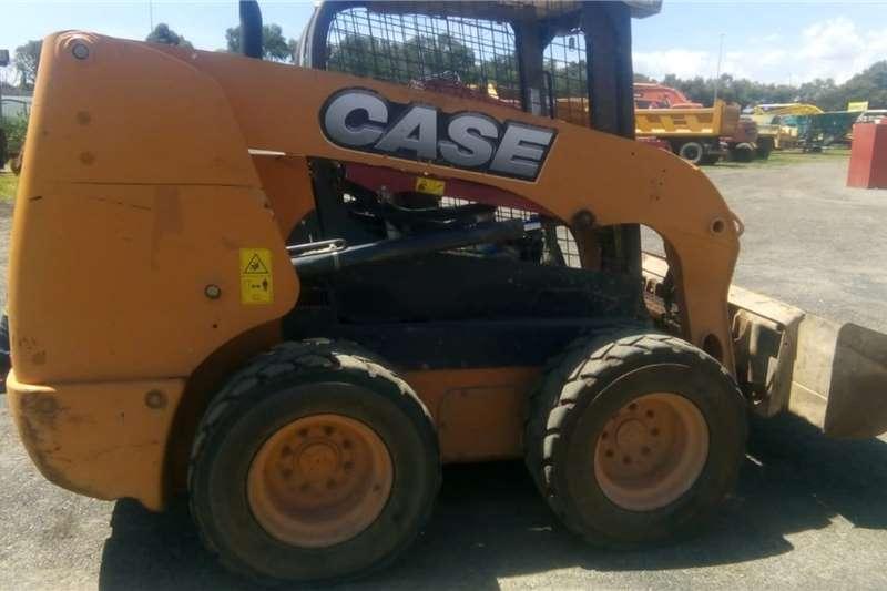 Case Skidsteers SR175 2013