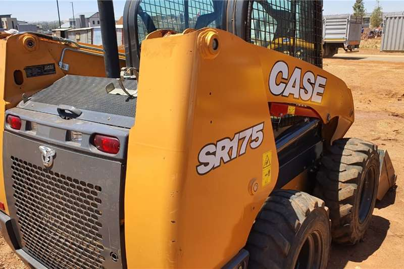 Case Skidsteers SR175 Loader 2017