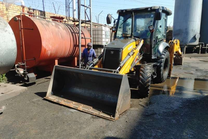 Case TLBs 570T Backhoe Loader 2018