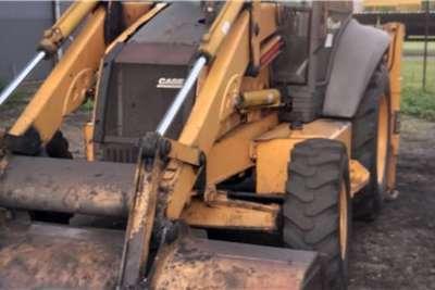 Case 580SR 4PT Backhoe Loader TLBs