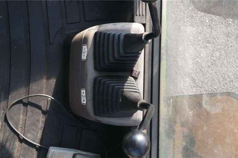 Case 580T Backhoe Loader TLBs