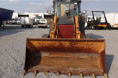 Case 580T TLB TLBs