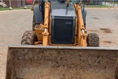 Case Case 580SR 4x4 Backhoe Loader TLB TLBs