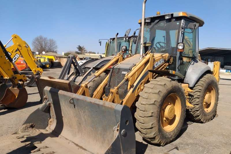 Case TLBs Construction 2004 Case 695 SR-45 4x4 Tlb 2004