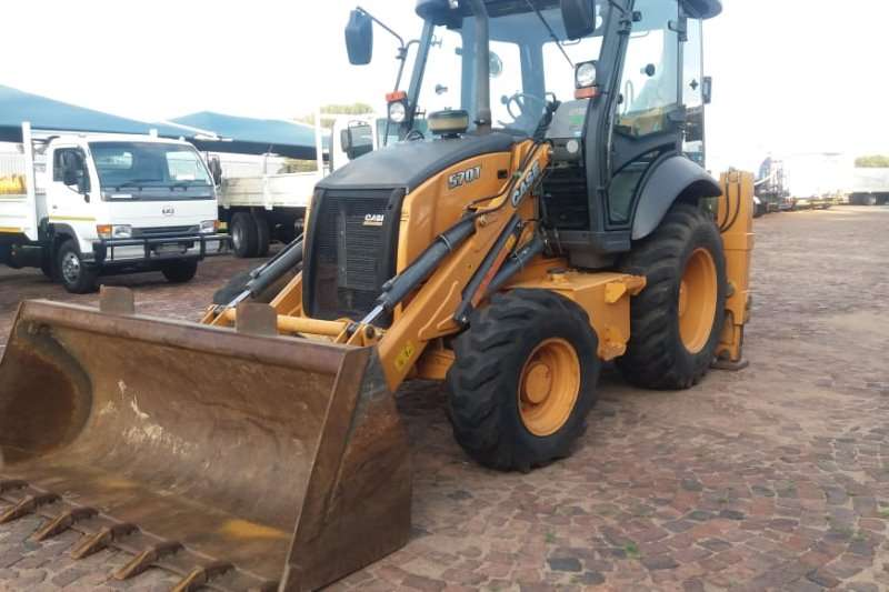 Case TLBs Construction 570T 4x4 2016
