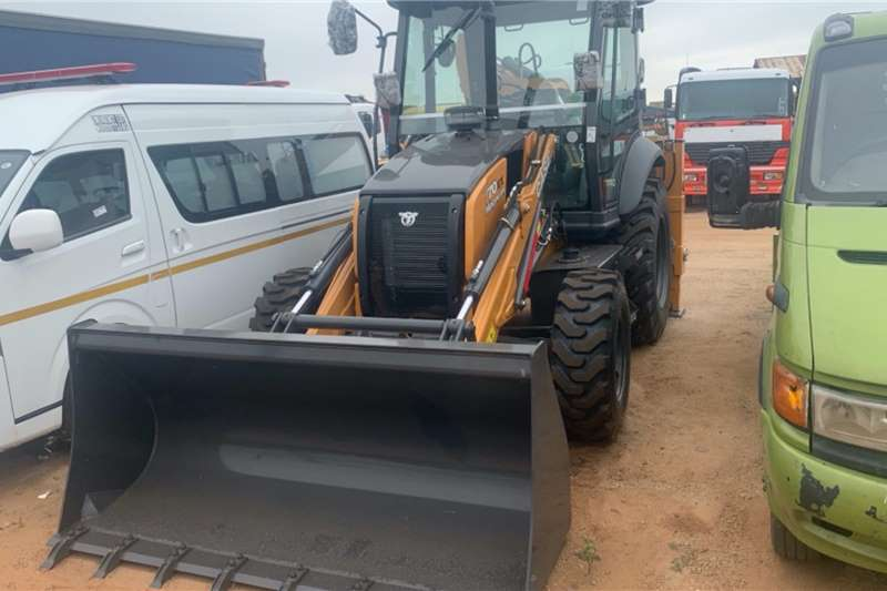 Case TLBs Construction 770EX 4X4 2020