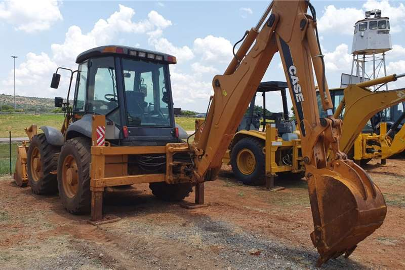 Case TLBs Construction CASE 695 SUPER M 4X4 TLB 2007