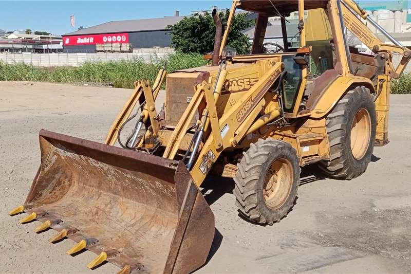 Case Farming CASE 580K TLBs