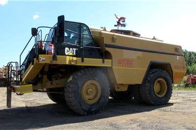 CAT 773F ADTs