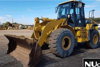 CAT CAT 950H FRONT END LOADER Loaders