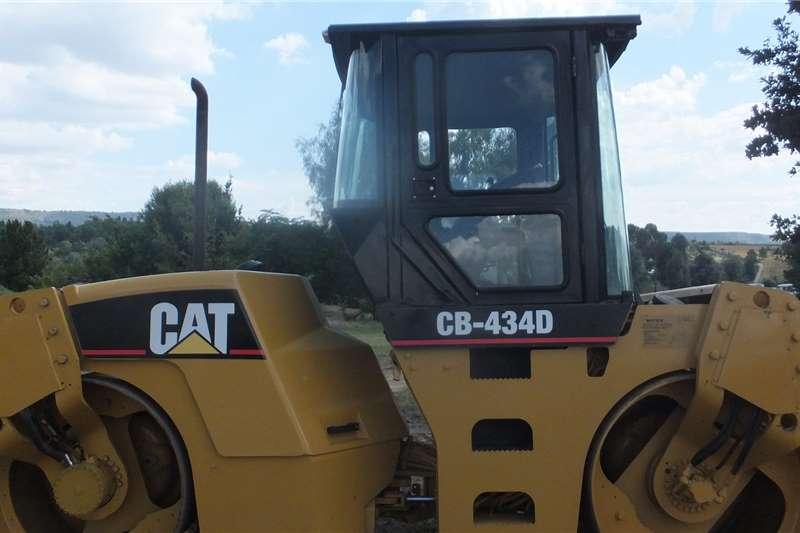 CAT Roller CAT434D 2006