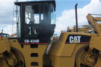 CAT CAT434D Roller