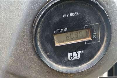 CAT CS533E SMOOTH DRUM ROLLER Roller