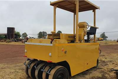 CAT Gallion dresser 10T pvr  Roller Roller