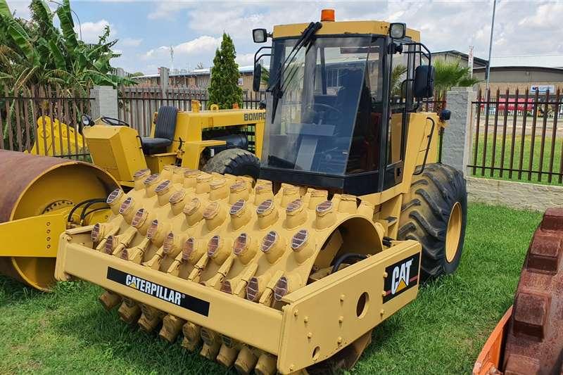 CAT Rollers 563C