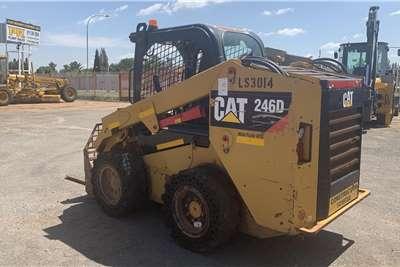 CAT 2014 CATERPILLAR 246D Skidsteer loader